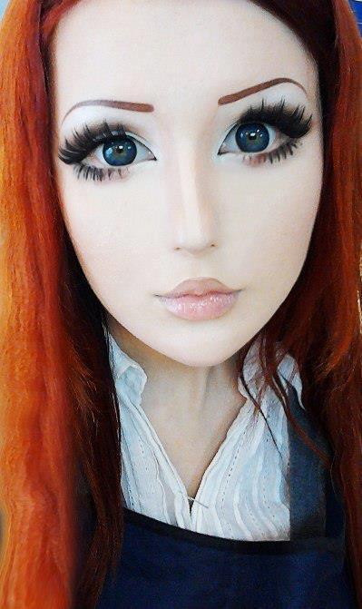 Szok! 19-latka wygląda jak żywa postać z anime (FOTO)