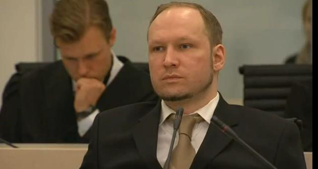 Anders Breivik został skazany (FOTO)