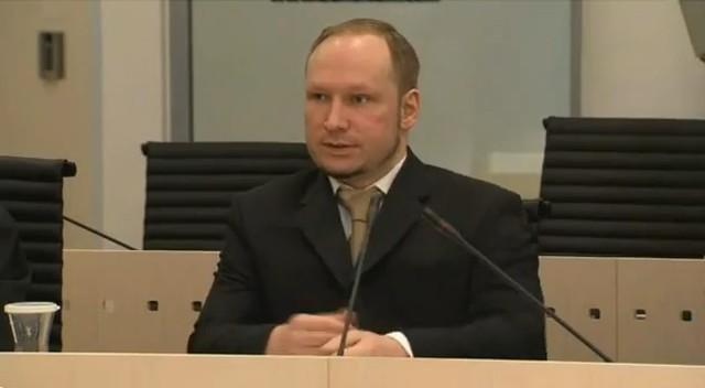 Anders Breivik zosta� skazany (FOTO)