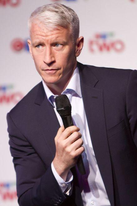 Anderson Cooper: Jestem gejem