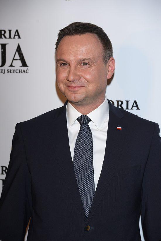 Andrzej Duda i Agata Duda wręczyli TO ZDJĘCIE królewskiej parze Norwegii