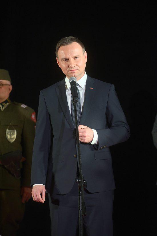 Prezydent Andrzej Duda MIAŁ WYPADEK