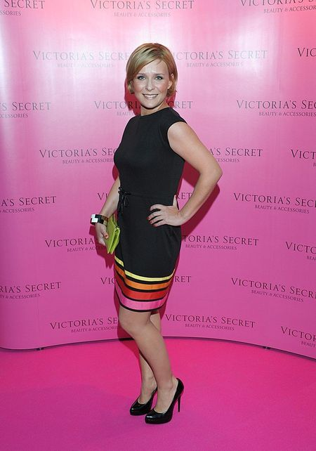 Aneta Zając na otwarciu salonu Victoria's Secret (FOTO)