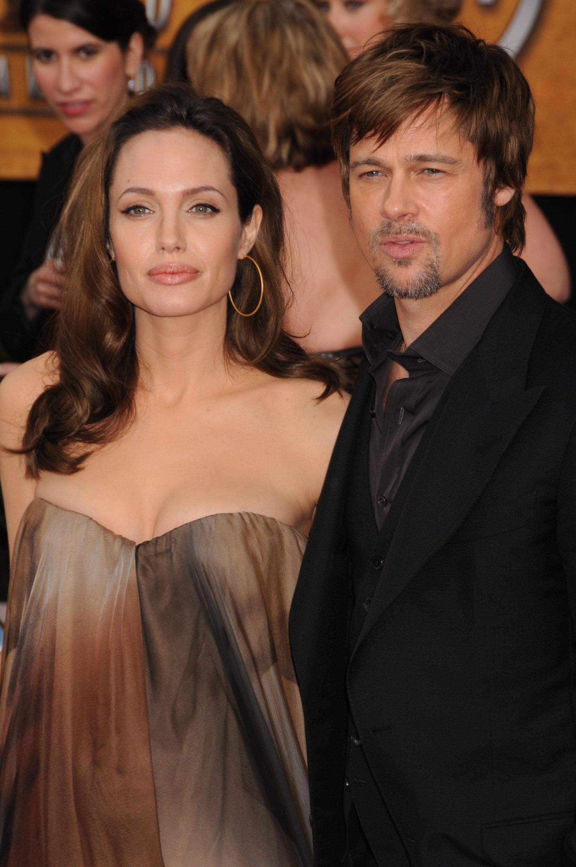 W tym momencie Angelina Jolie musiała skontaktować się z Bradem Pittem