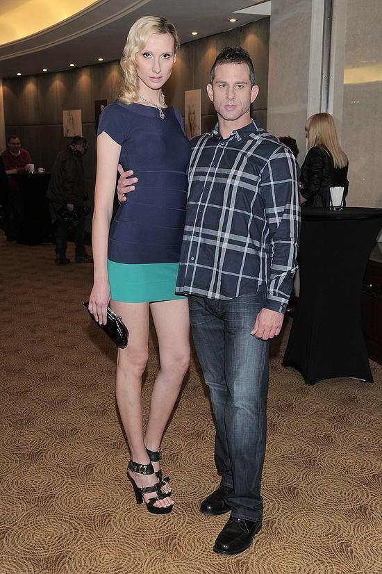 Piszczałka i Oliferuk - dwie Top Model na imprezie (FOTO)