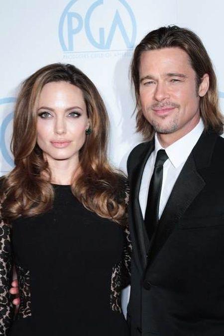 Angelina i Brad przenoszą się do Londynu