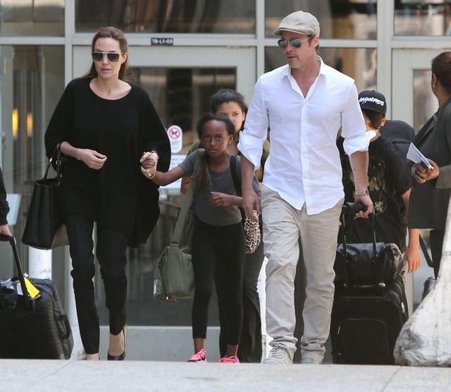 Angelina Jolie i Bard Pitt adoptowali SIÓDME dziecko!