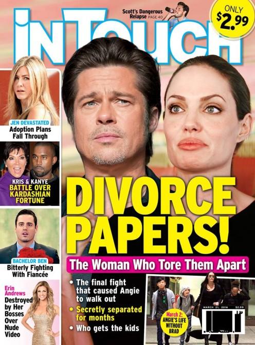 Małżeństwo Brada i Angeliny rozpadło się przez TĘ kobietę!