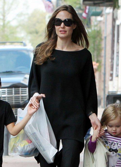 Vivienne Jolie-Pitt zagra u boku matki