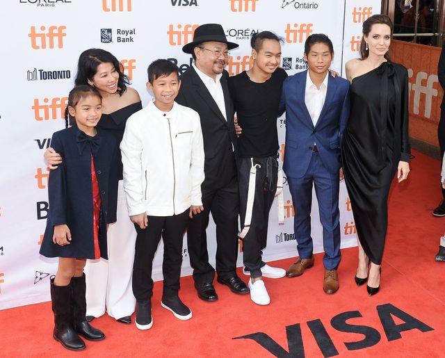 Angelina Jolie zdradziła, w czym chodzi po domu