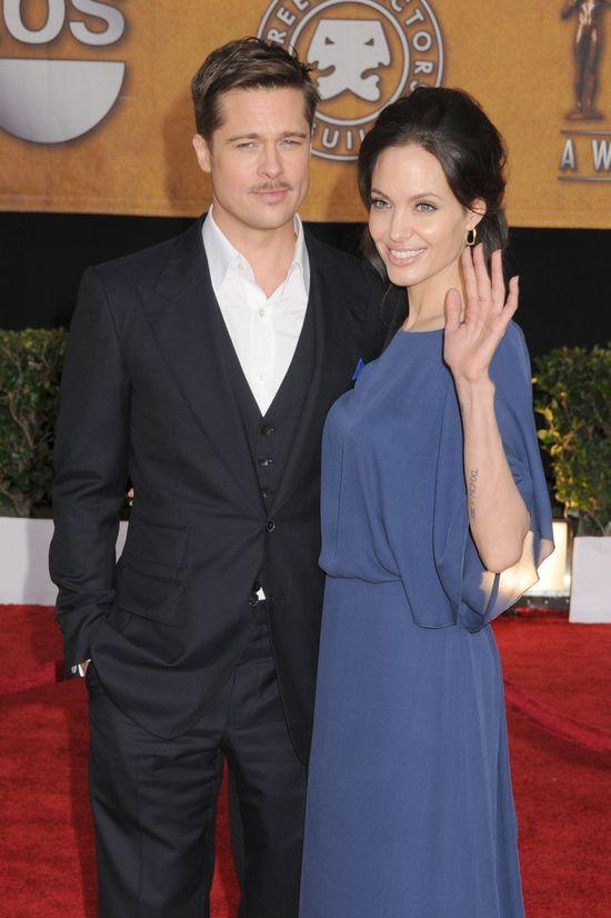 Ciężko uwierzyć, że Brad i Angelina kłócą się teraz właśnie o TO!