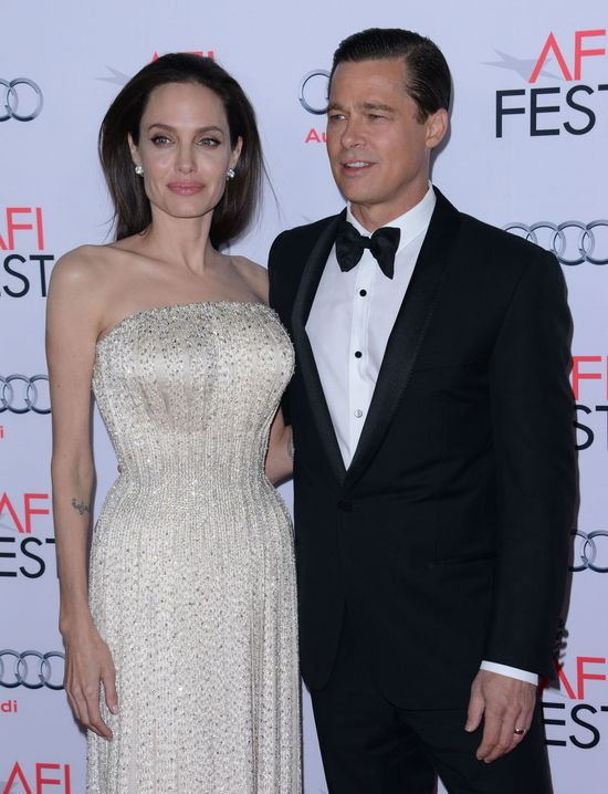 Angelina Jolie rzuci Brada Pitta przez Selen� Gomez!