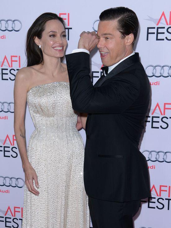 Angelina Jolie rzuci Brada Pitta przez Selenę Gomez!