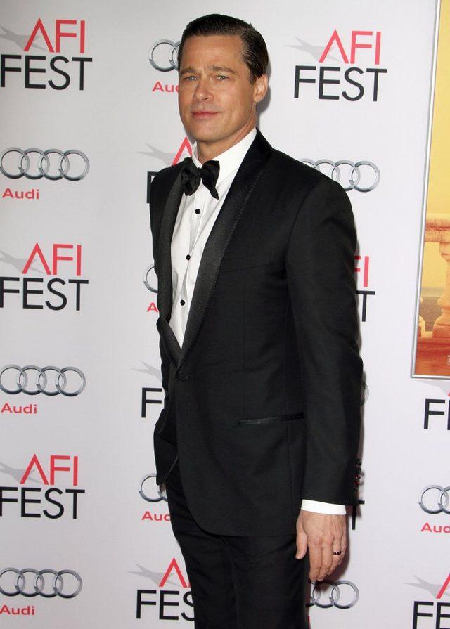 Brad Pitt o krok od ROZWODU z Angelin� Jolie