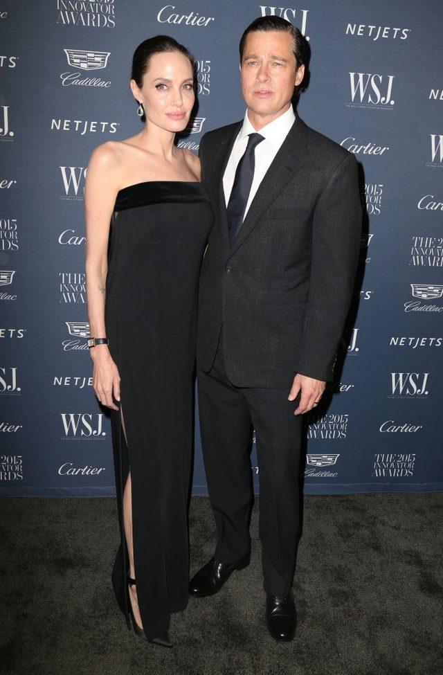 Brad Pitt o krok od ROZWODU z Angeliną Jolie