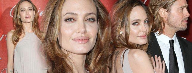 Angelina Jolie rozjaśniła włosy (FOTO)