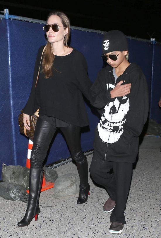 Maddox Jolie-Pitt wyrasta na indywidualistę (FOTO)