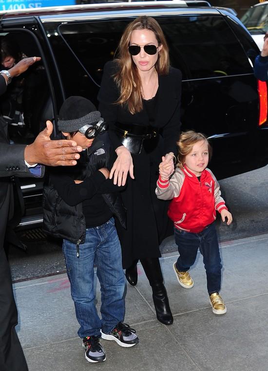 Ciotka Angeliny Jolie zmarła na raka piersi!
