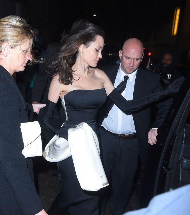 Wielki powrót Angeliny Jolie (ZDJĘCIA)