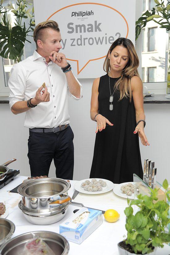 Anna Lewandowska w kuchni (FOTO)
