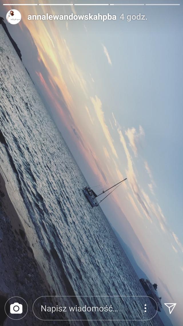 Anna Lewandowska pokazała zdjęcia z urlopu (Instagram)
