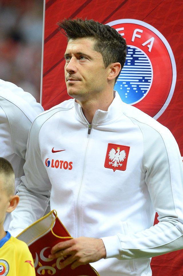 Co Ania Lewandowska powiedziała Robertowi po wygranym meczu?