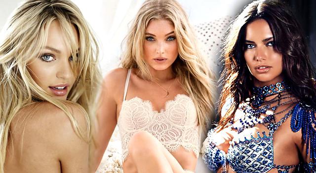 Zobacz wszystkie aniołki Victoria's Secret 2017 (ZDJĘCIA)