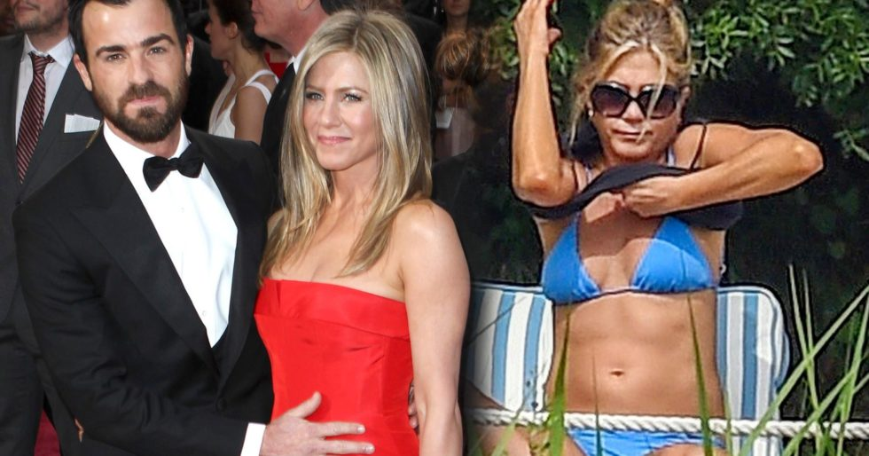 Jennifer Aniston randki z kim
