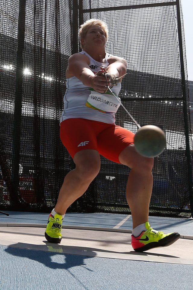 Anita Włodarczyk szaleje ze szczęścia - ma ZŁOTY medal olimpijski