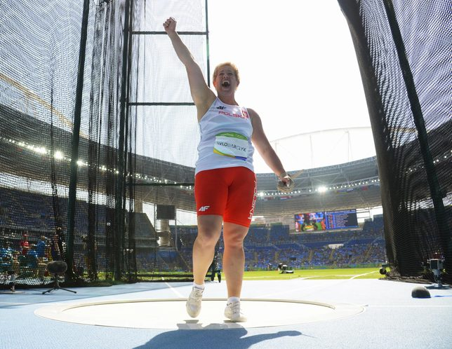 Anita Włodarczyk szaleje ze szczęścia – ma ZŁOTY medal olimpijski