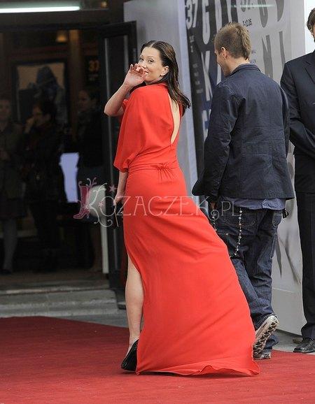 Czerwony dywan Festiwalu w Gdyni (FOTO)