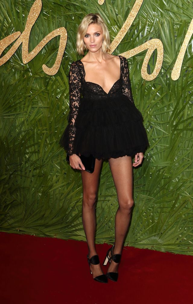Polki na gali British Fashion Awards (ZDJĘCIA)