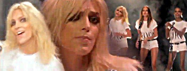 Anja Rubik śpiewa Wake Me Up [VIDEO]