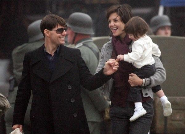 Katie Holmes spełniona dzięki roli matki