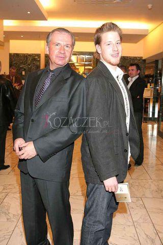 Tomasz Stockinger wprowadza syna do biznesu