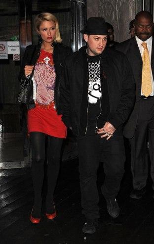 Benji o Paris Hilton