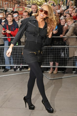 Mariah Carey i pierwsza rocznica  ślubu