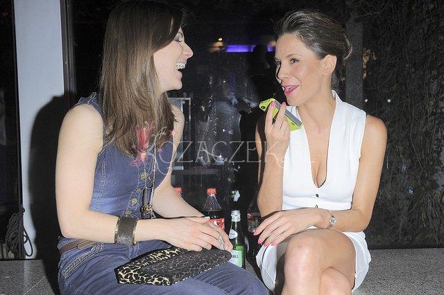 Doda, Maja, Marina na imprezie u Komara (FOTO)