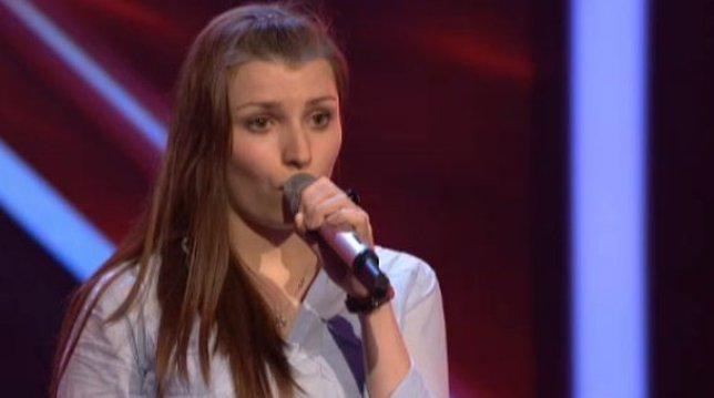 Anna Hodowaniec w niemieckim X-Factor [VIDEO]