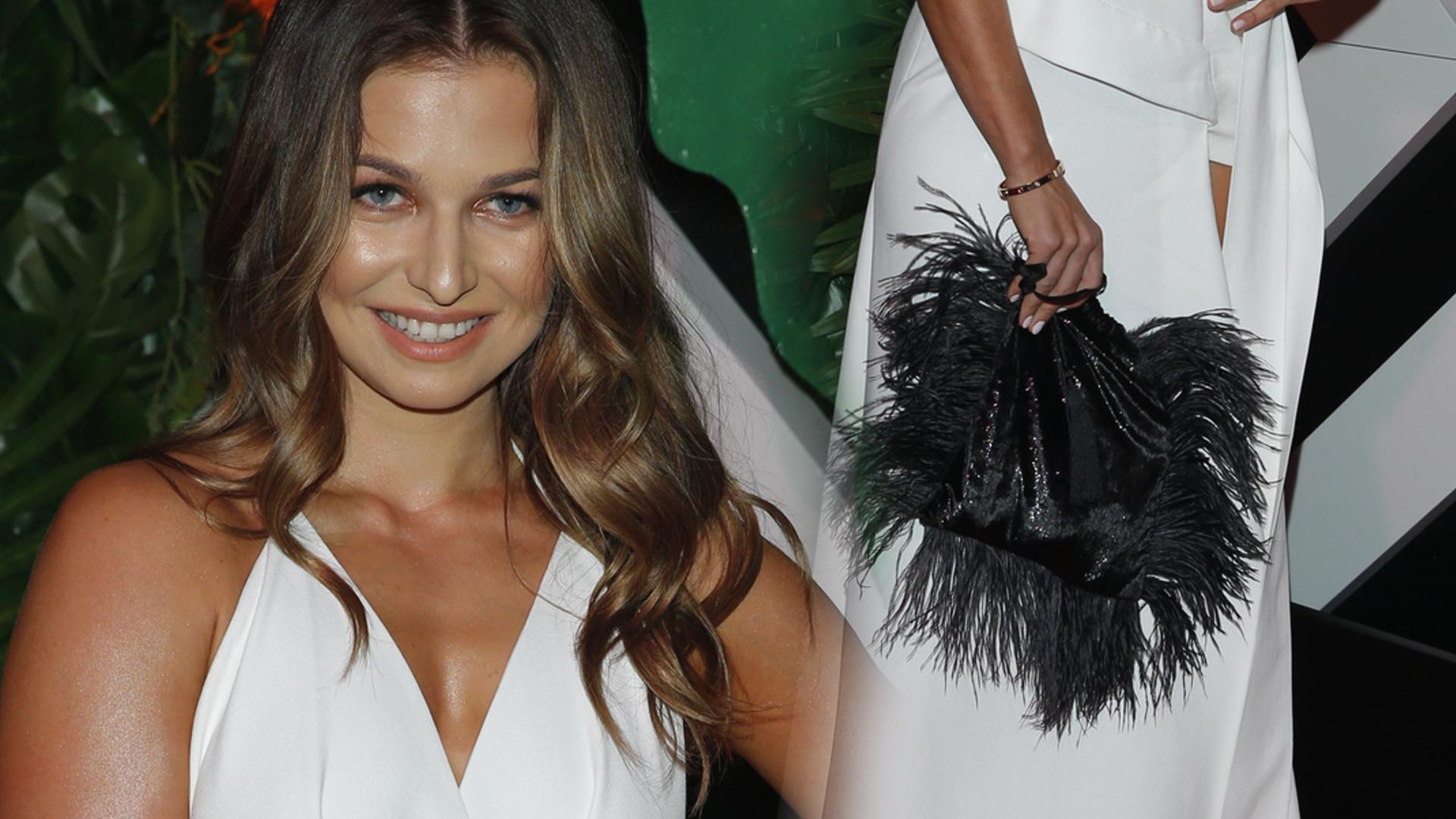 Anna Lewandowska w BIAŁEJ SUKNI na Balu TVN: Wyglądasz, jakbyś złapała indyka