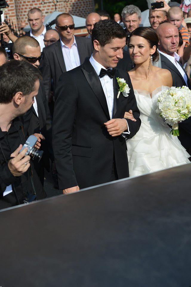 Anna Lewandowska pokazała GORĄCE zdjęcie z mężem