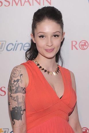 Anna Matysiak – dziewczyna z oryginalnym tatuażem (FOTO)