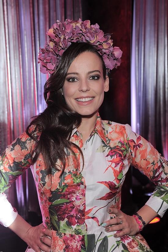Anna Mucha na gali Viva! Najpiękniejsi 2013 (FOTO)