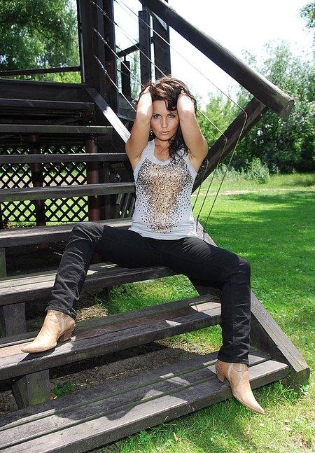 Nowa dziewczyna Majdana - zdjęcia (FOTO)