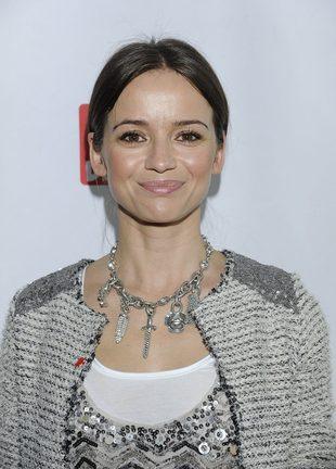 Monika Rudnik, uważana za sobowtórkę Anny Przybylskiej, zagra aktorkę w filmie