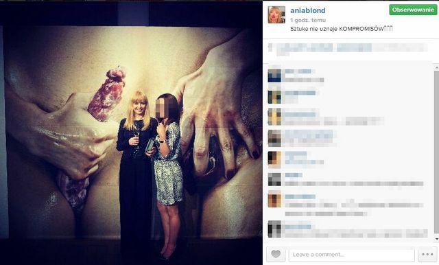 Anna Przybylska ponownie zaskakuje poczuciem humoru (FOTO)