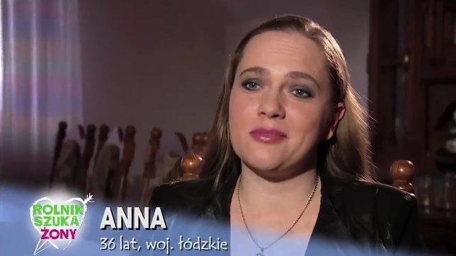 Anna – pierwsza kobieta w Rolnik szuka żony [VIDEO]