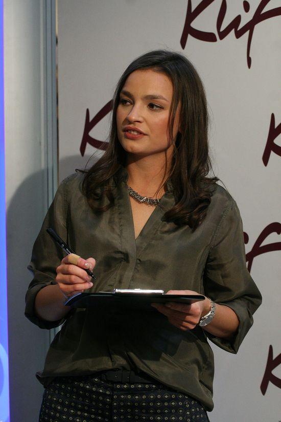 Tak wyglądała Anna Starmach przed zmianą fryzury (FOTO)