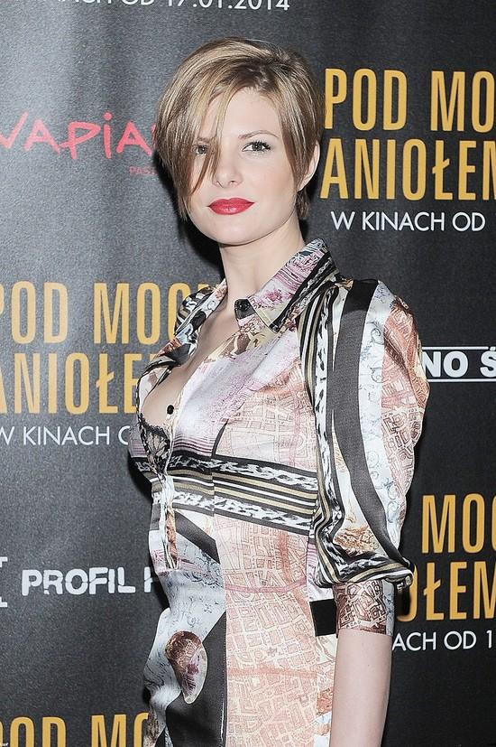 Anna Szarek zmienia styl? (FOTO)