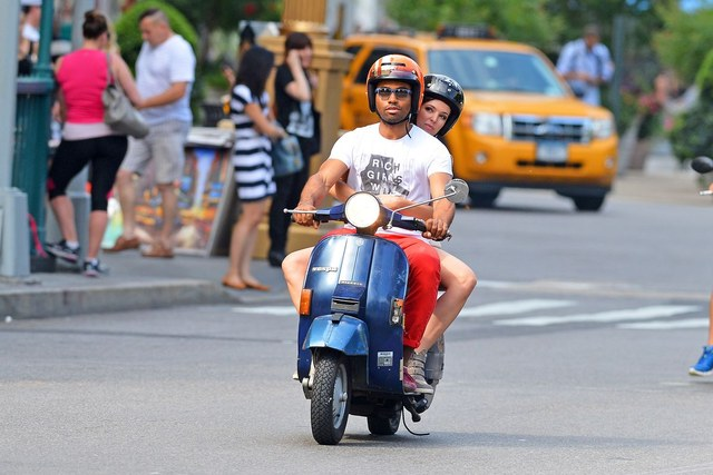 Anna Wendzikowska w Nowym Jorku (FOTO)